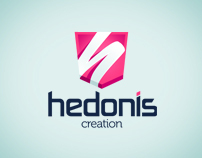 Hedonis Creation logo