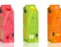 CAPPY JUICE PACKAGING