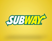 Subway Eat Fresh Commercial