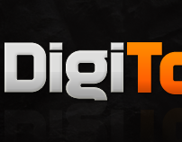 Digitan (Logo, Application & UI)