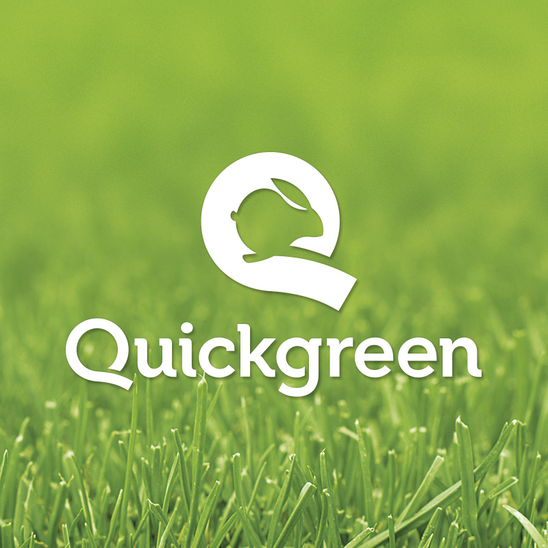 Quickgreen - do-it-yourself turf grasses