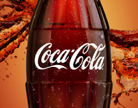 COCA-COLA SHOOTING AND RETOUCHING