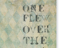 Penguin Bookcover: One Flew Over The Cuckoos Nest