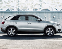The Audi Q3: Built from new expectations
