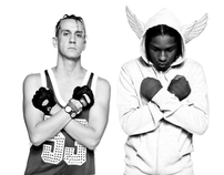 A$AP Rocky and Jeremy Scott for Complex Magazine