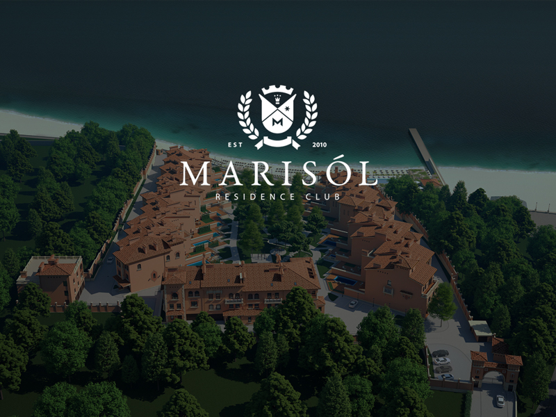 Marisol Residence Club / Corporate identity