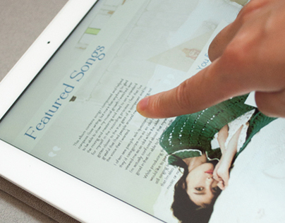 IU Ipad Publication