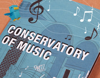 Conservatory of Music Viewbook