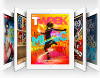 TWeek Magazine for the iPad