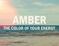Amber - The color of your energy