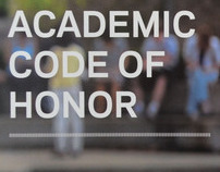 Guides to the Academic Code of Honor