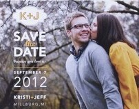 K&J Save the Dates