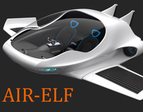 Air-Elf Aircraft concept design