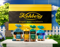 Kohberg. A new look for future campaigns