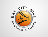 BAY CITY BIKE (Branding & Art Direction)