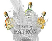 Patron Tequila 2012 Holiday Displays