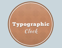 The Typographic Clock