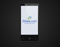 Zillow // Windows Phone 7 App