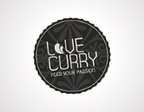 Love Curry Branding