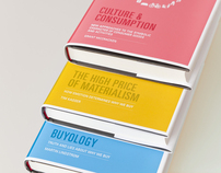 Economics bookcovers redesign