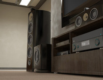 Dolby. 7.1 Surround Sound Room