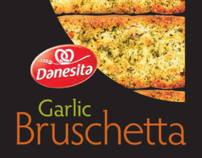 Danesita Bruschetta Packaging Concepts