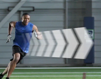 Nike. Sparq Mobile training