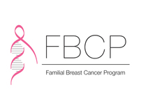 Familial Breast Cancer Program Logo and Branding