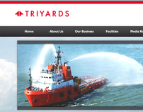 TRIYARDS - Branding & Corporate Identity