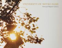 University Annual Report 2011