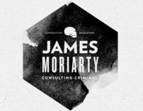James Moriarty Presskit