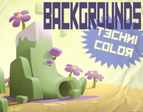 BACKGROUNDS DESIGN