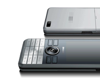 Ultra Thin Feature Phone
