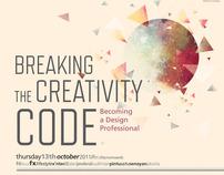 FDGI & Campus: Breaking The Creativity Code