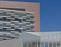 Medgar Evers College by Ennead Architects, NYC
