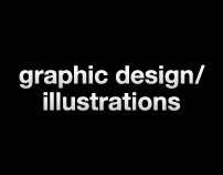 graphic design and illustrations