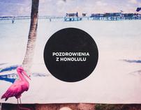 Postcards from honolulu