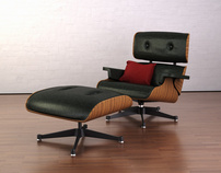 James Eames Loung Chair