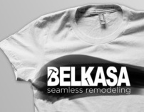 BELKASA - T-shirt Design