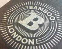 BAMBOO LONDON   Logo