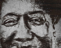 Muddy Waters Typography