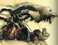 Carnage | A study in skull and roses