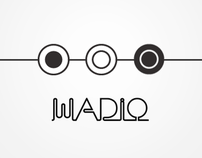 """Wadio""-Logo Animation"