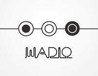 Wadio-Logo Animation