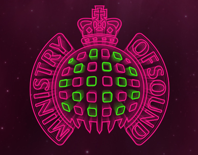 D&AD Ministry of Sound Typography Brief