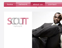 Scoutt Network Webdesign