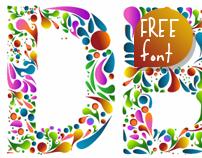 Drop Type - Free Font