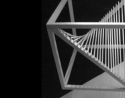 MODELS - Wooden structures