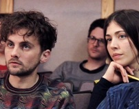 CHAIRLIFT : MET BEFORE