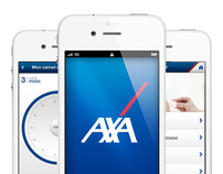 AXA application